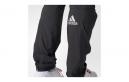 Pantalon Imperméable adidas running adizero Gris Noir