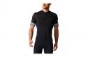 Maillot Manches Courtes adidas cycling ADISTAR CD.ZERO 3 Noir