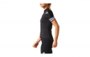 Maillot Manches Courtes Femme adidas cycling ADISTAR CD.ZERO 3 Noir