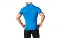 Maillot Manches Courtes adidas cycling SUPERNOVA CLIMACHILL Bleu