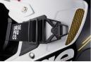 Casque intégral URGE Archi Enduro RR+ Blanc Rouge Noir