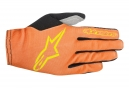 Gants Longs VTT Alpinestars Aero 2 Orange / Jaune