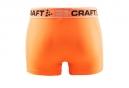 Boxer Homme Craft Greatness 3´´ Orange Noir