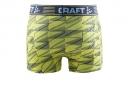 Boxer Homme Craft Greatness 3´´ Vert Noir Motif