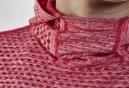 Sweat à Capuche Femme Craft Core Seamless Hood Rose