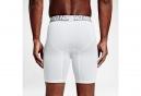 Cuissard de Compression Homme NIKE PRO COOL 15cm Blanc
