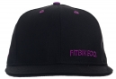 Casquette Fit Bike Co Insignia 7 1/2 Noir Violet