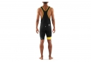 Cuissard Skins DNAmic Cycle Homme Noir Jaune
