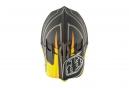 Casco Integral Troy Lee Designs D2 Pulse Noir / Jaune