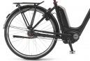 Vélo de Ville Électrique Sinus Tria N7F Shimano Nexus 7V Noir 2017