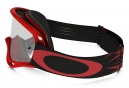 Masque Oakley XS O-FRAME MX clear red