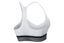 Brassière Nike Indy Cooling Blanc