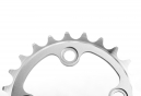 SPECIALITIES TA CHINOOK 4 Points Chainring 64 mm 9 Speed Silver