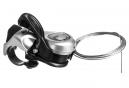 Commande Droite Shimano Tourney TX50 6 Vitesses Gris