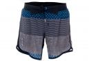 Short 2-en-1 ZOOT BOARD 7'' Running Surf Noir Bleu