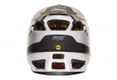 Casque Intégral Fox Proframe Moth Mips Blanc Rouge