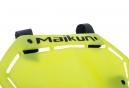 Piastra da gara MAIKUN 3D giallo neon