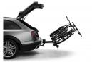 Porte-Vélo sur Boule d´Attelage Thule EasyFold XT 2 Vélos 13 pin