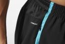 Short de Sport adidas running Response Noir Bleu