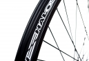 HALO Roue Arrière 26'' SAS 6-Drive Spin Doctor 9mm QR 48 rayons Noir