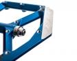 Paire de pedales SPANK Spike Bleu
