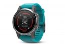 Montre GPS Garmin Fenix 5S HR Argent