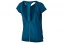 Nike Breathe Short Sleeves Jersey Bleu