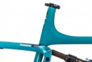 YETI SB5 Turq Series Turquoise Full Carbon Frame + Shock FOX Float Factory