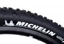 "pneu Enduro MICHELIN WILD RACE'R ENDURO REAR 26"" Tubeless Ready Tringle Souple"