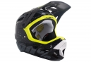 Casco Integral 100% Aircraft Hyperloop Noir / Jaune
