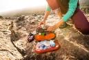 Trousse de Toilette Osprey Ultralight Zip Vert