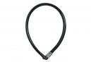 Câble Antivol Abus 1100 55cm à code Noir