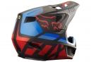 Casque Intégral Fox Rampage Pro Carbon Seca Mips Noir Gris Rouge