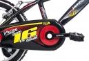 Vélo Enfant Lombardo BRERA 20´´ 16'' Noir