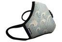Masque Anti-pollution VOGMASK N99CV WAVES Bleu