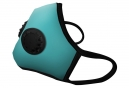 Masque Anti-pollution VOGMASK N99CV2V AquaSplash Bleu (2 valves)
