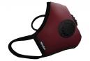 Masque Anti-pollution VOGMASK N99CV2V Cabernet Rouge (2 valves)