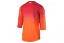 Maillot Manches 3/4 100% AIRMATIC Blaze - Orange