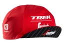 Casquette TREK Sportful Trek-Segafredo Rouge Noir Taille Unique