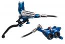 Frein Arriere HOPE Tech 3 E4 (sans disque) Durite Standard Bleu