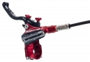 Freno Hope Tech 3 V4 - Palanca trasera derecha Manguera estándar Roja