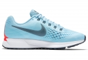 Chaussures de Running Nike Air Zoom Pegasus 34 Bleu / Orange