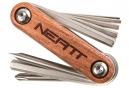 Multi Outils en Bois Neatt 8 Fonctions