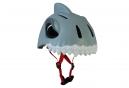 Casque Enfant Crazy Safety White Shark / Requin 3 à 6 ans Gris
