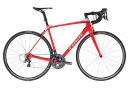Road Bike TREK 2017 Emonda SLR 6 Project One H2 Shimano Ultegra 11S Red Silver