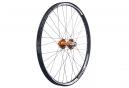 HOPE Tech DH PRO 4 Rear Wheel 27.5'' | 12x150mm | Body Shimano/Sram - Orange