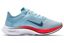 Zapatillas Nike Zoom Vaporfly 4% para Hombre Mujer Azul Naranja