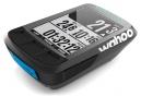 Compteur GPS Wahoo Fitness Elemnt Bolt Gris Noir Stealth