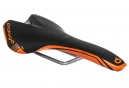 Selle PROLOGO New Nago Evo Ti 2.0 Noir Orange Fluo