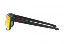 Lunettes Oakley Sliver Collection Scuderia Ferrari Noir - Rouge Iridium Réf OO9262-12